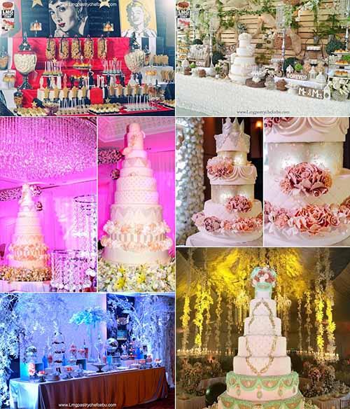 LMG Pastry Chef| Cebu Wedding Cake Shops | Cebu Wedding Cake Artists | Kasal.com - The Philippine Wedding Planning Guide