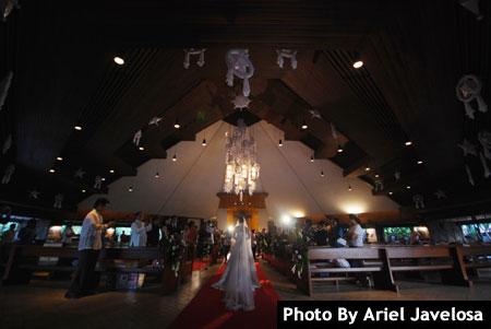 Santa Maria Della Strada Parish   Metro Manila Wedding Catholic