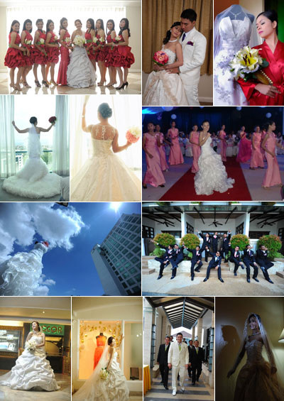 Wedding Closet| Davao del Sur Wedding Gowns | Davao del Sur Bridal Gowns | Davao del Sur Wedding Designers, Couturiers | Kasal.com - The Philippine Wedding Planning Guide