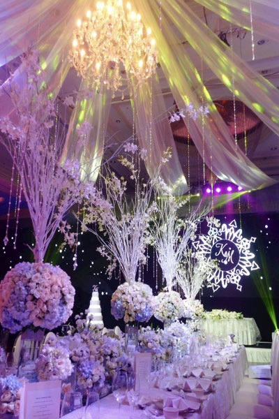 Wedding Flowers In The Philippines : Floral creations metro manila wedding flowers
