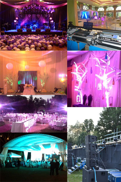 Artuz101 Professional Lights and Sound System| Cavite Wedding Lights & Sounds | Cavite Wedding Lights & Sounds Providers | Kasal.com - The Philippine Wedding Planning Guide