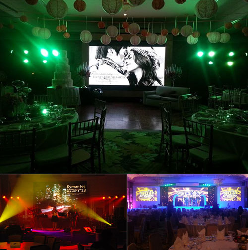 1Audio Lights and Sounds Corporation| Metro Manila Wedding Lights & Sounds | Metro Manila Wedding Lights & Sounds Providers | Kasal.com - The Philippine Wedding Planning Guide