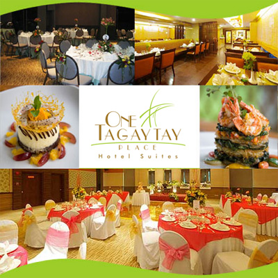 One Tagaytay Place Hotel Suites| Cavite Hotel Wedding | Cavite Hotel Wedding Reception Venues | Kasal.com - The Philippine Wedding Planning Guide