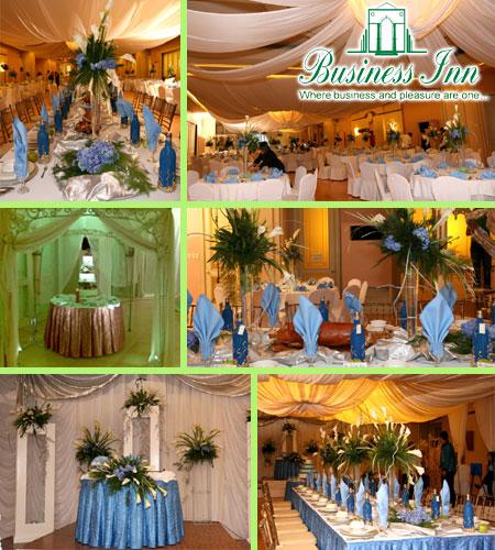 Bacolod Business Inn Negros Occidental Hotel Wedding