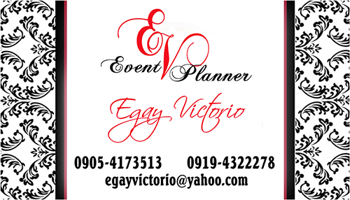 EV Event Planners| Laguna Wedding Planning | Laguna Wedding Planners | Kasal.com - The Philippine Wedding Planning Guide