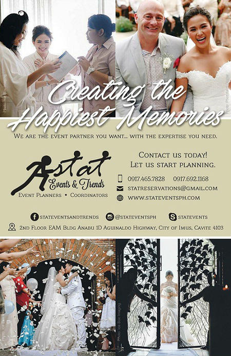 Stat Events and Trends| Cavite Wedding Planning | Cavite Wedding Planners | Kasal.com - The Philippine Wedding Planning Guide