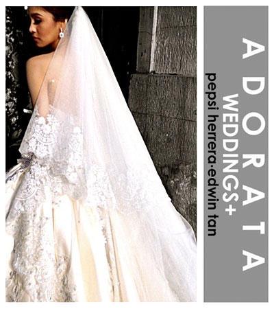 Adorata Weddings Metro Manila Wedding Gowns Metro Manila Bridal