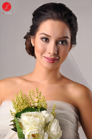 Hair and Makeup by HG Studio by HG Studio