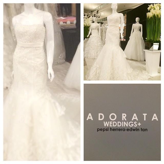 Adorata Weddings | Metro Manila Wedding Gowns | Metro Manila Bridal ...