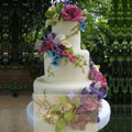 Judy Uson, The Cake Artist | Wedding Cake Shops | Wedding Cake Artists | Kasal.com - The Philippine Wedding Planning Guide