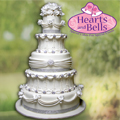Hearts & Bells | Wedding Cake Shops | Wedding Cake Artists | Kasal.com - The Philippine Wedding Planning Guide