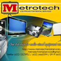 Metrotech LCD Projector Rental Services | Wedding Equipment Rentals (Aircon, Generators, Projectors) | Kasal.com - The Philippine Wedding Planning Guide