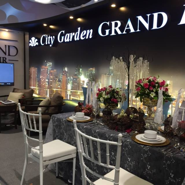 Feel At Home At City Garden Grand Hotel