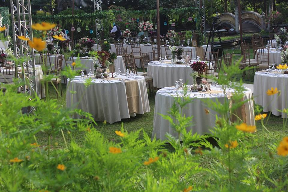 Hillcreek gardens tagaytay where intimate weddings are for Garden wedding designs philippines