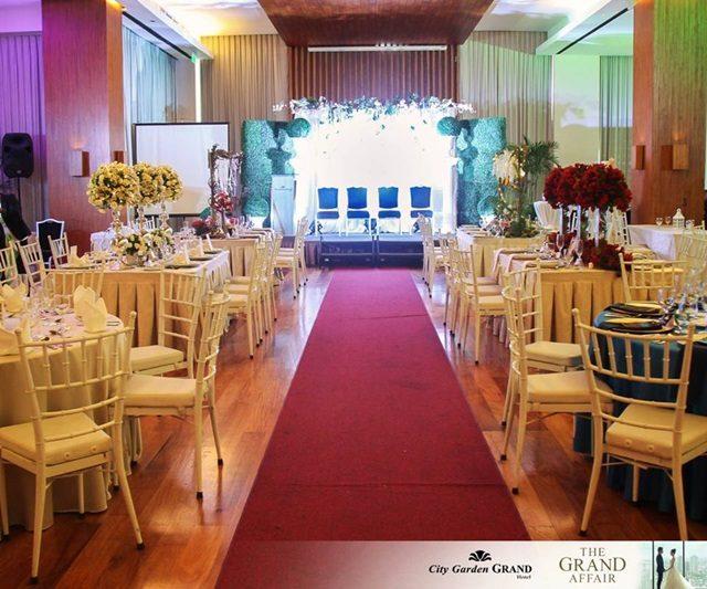 city garden grand hotel the grand affair