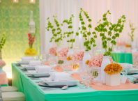 hizons catering table