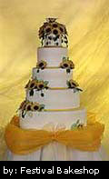 Cake by Festival Bakeshop