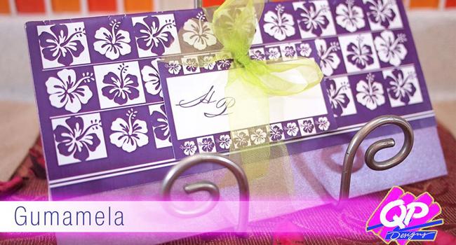 Wedding Invitation by QP Designs