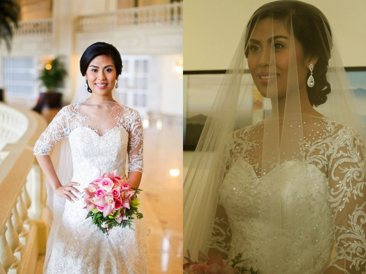 The Perfect Wedding Dress According to Your Body Type - Kasal.com ...