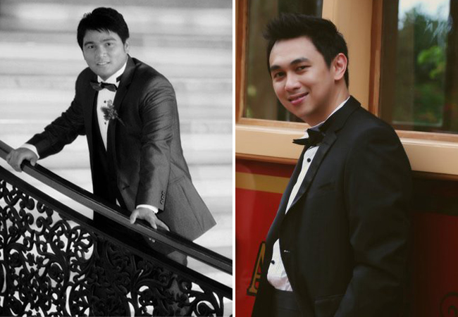 Photography By Smart Shot Studio (left) and Ariel Javelosa Photography (right)