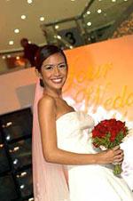 Joji Aguilar Philippines Wedding Dress