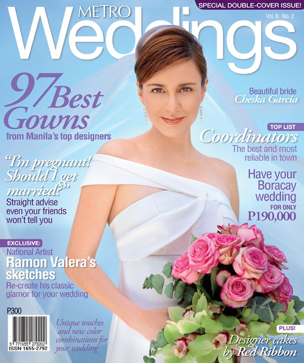 Metro Weddings July-Dec 08   Philipine Wedding News   Kasal.com ...