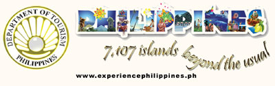 Department of Tourism and WOW Philippines logo