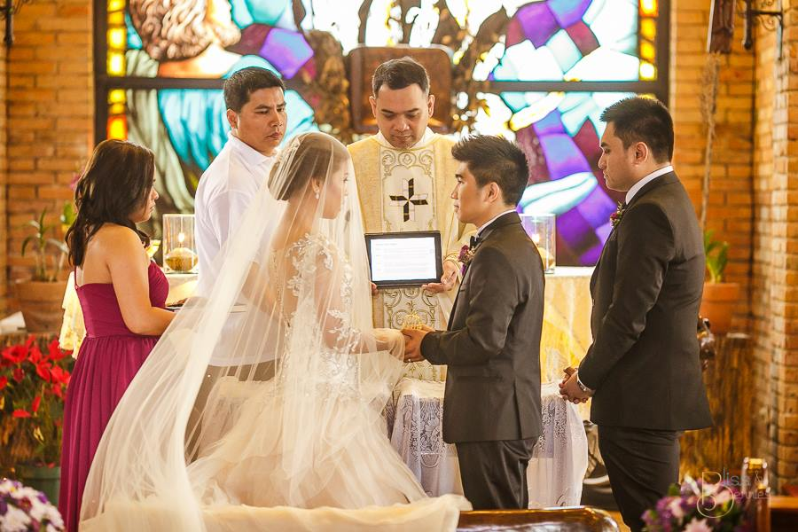 Christian wedding ceremony wedding requirement kasal for Civil wedding dress philippines