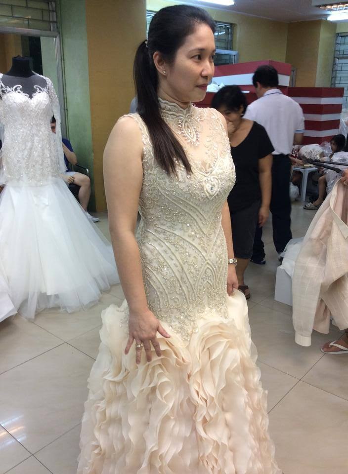 Edward Teng Metro Manila Wedding Gowns Bridal