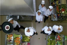 Hizon's Catering Team