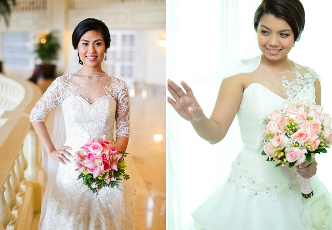 Real Bride Wedding Gown by Mara M. Dizon Style and Fashion