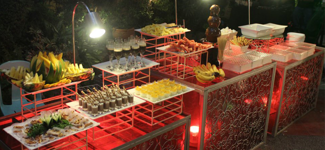 Wedding Caterer For The 'Sigurista' Brides | Queensland Catering