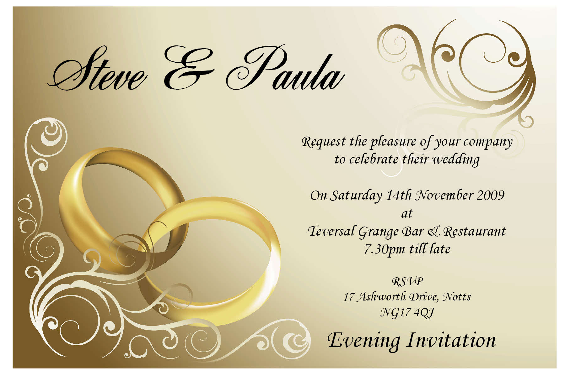 wedding invitation 101  what your wedding invitation
