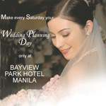 Wedding Planning Day at Bayview Park Hotel Manila