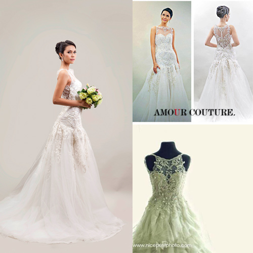 Amour Couture | Metro Manila Wedding Gowns | Metro Manila Bridal ...