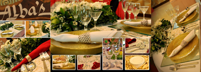 Alba Catering - Wedding Caterer from Las Pinas City| Metro Manila Wedding Catering | Metro Manila Wedding Caterers | Kasal.com - The Philippine Wedding Planning Guide