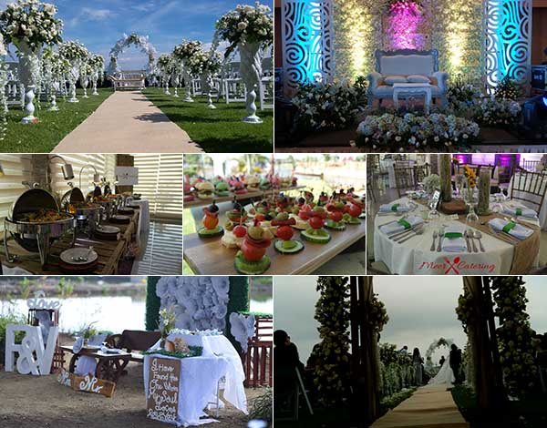Meer Catering| Cavite Wedding Catering | Cavite Wedding Caterers | Kasal.com - The Philippine Wedding Planning Guide