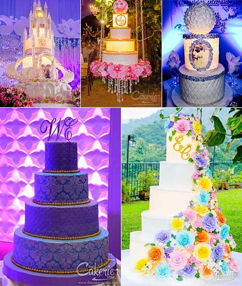 The Cakerie Cebu| Cebu Wedding Cake Shops | Cebu Wedding Cake Artists | Kasal.com - The Philippine Wedding Planning Guide