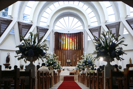 Saint Alphonsus Mary Liguori Parish Magallanes Church Metro Manila Wedding Catholic Churches