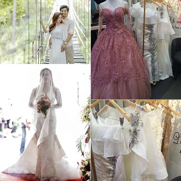 A & G Lifes and Weddings  Tarlac Wedding Gowns   Tarlac Bridal Gowns   Tarlac Wedding Designers, Couturiers   Kasal.com - The Philippine Wedding Planning Guide