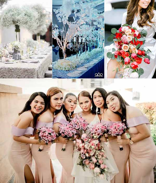 Joey Peria Events Styling and Floristry| Metro Manila Wedding Flowers | Metro Manila Wedding Flowers Shops | Metro Manila Wedding Florists | Kasal.com - The Philippine Wedding Planning Guide