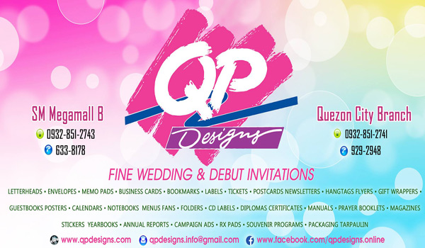 Qp designs metro manila wedding invitations metro manila qp designs metro manila wedding invitations metro manila wedding invitation makers kasal stopboris Gallery