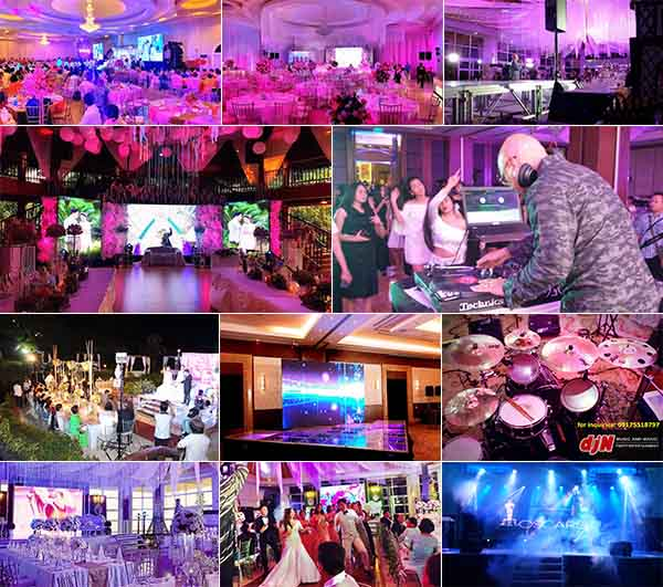 djN Music and Magic Party Entertainment| Cavite Wedding Lights & Sounds | Cavite Wedding Lights & Sounds Providers | Kasal.com - The Philippine Wedding Planning Guide