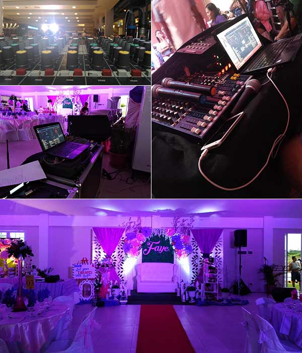 MGLW Lights and Sounds| Cavite Wedding Lights & Sounds | Cavite Wedding Lights & Sounds Providers | Kasal.com - The Philippine Wedding Planning Guide
