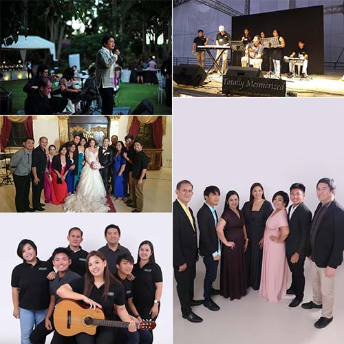 Totally Mesmerized Choir and Acoustic Band| Cavite Wedding Singers | Cavite Wedding Bands | Cavite Wedding Choir | Kasal.com - The Philippine Wedding Planning Guide