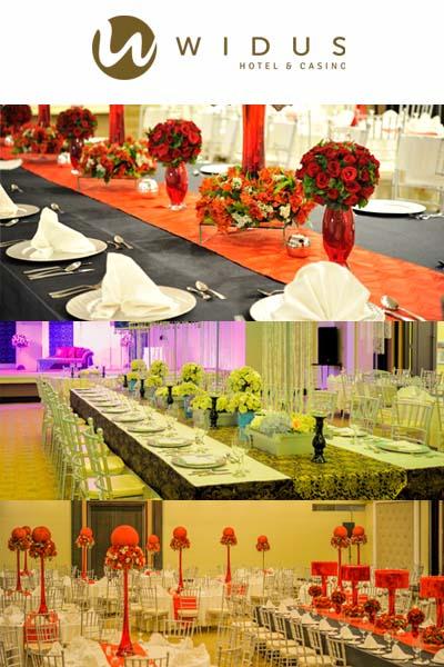 Widus Hotel and Casino| Pampanga Hotel Wedding | Pampanga Hotel Wedding Reception Venues | Kasal.com - The Philippine Wedding Planning Guide