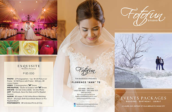 Imagine Fotofun Digital Express Davao Del Sur Wedding Photos