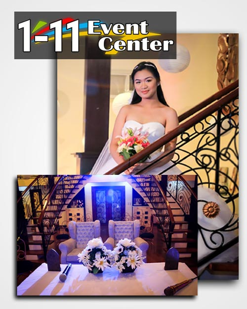 1-11 Event Center | Pampanga Alternative Wedding Venues | Pampanga Alternative Wedding Venues | Kasal.com - The Philippine Wedding Planning Guide