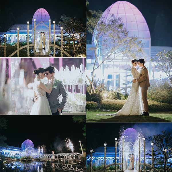 Aquila Crystal Palace Tagaytay Events Place| Cavite Garden Wedding | Cavite Garden Wedding Reception Venues | Kasal.com - The Philippine Wedding Planning Guide