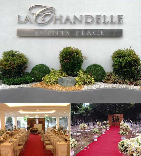 Wedding Venue In Quezon City: Metro Manila Garden Wedding